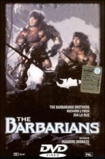 Jaquette The Barbarians