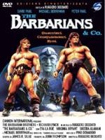 Jaquette The Barbarians & Co. EPUISE/OUT OF PRINT