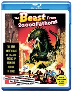 Jaquette The Beast from 20,000 Fathoms
