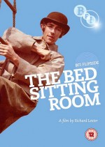Jaquette The Bed Sitting Room (DVD + Blu-ray)