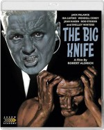 Jaquette The Big Knife