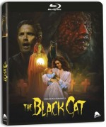 Jaquette The Black Cat (Bluray)