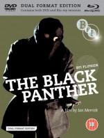 Jaquette The Black Panther