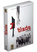 Jaquette The Blade Edition Collector Limitée 2 dvd EPUISE/OUT OF PRINT