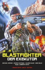 Jaquette The Blastfighter (Cover B)