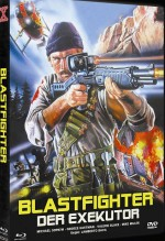 Jaquette The Blastfighter (Mediabook DVD + Bluray Cover A)