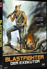 Jaquette The Blastfighter (Mediabook DVD + Bluray Cover B)