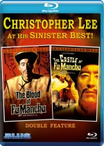 Jaquette The Blood of Fu Manchu / The Castle of Fu Manchu