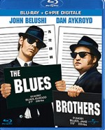 Jaquette The Blues Brothers (Blu-ray Disc + Copie digitale)