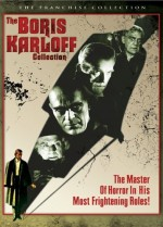 Jaquette The Boris Karloff Collection