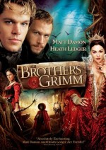 Jaquette The Brothers Grimm