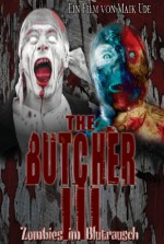 Jaquette The Butcher 3 - Zombies im Blutrausch