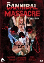 Jaquette The Cannibal Massacre Collection