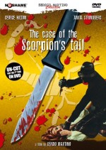 Jaquette The Case Of The Scorpion's Tail