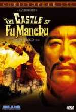 Jaquette The CASTLE OF FU MANCHU