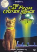 Jaquette The Cat From Outer Space