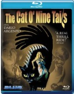 Jaquette The Cat O'Nine Tails