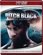 Jaquette The Chronicles Of Riddick: Pitch Black Unrated Director's Cut