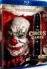 Jaquette The Circus Games