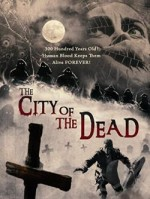 Jaquette The City of the Dead