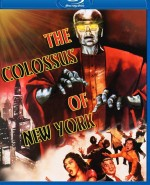 Jaquette The Colossus of New York