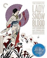 Jaquette The Complete Lady Snowblood
