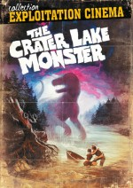 Jaquette The Crater Lake Monster