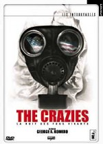 Jaquette The Crazies La Nuit des Fous Vivants EPUISE/OUT OF PRINT
