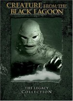 Jaquette The Creature From The Black Lagoon: The Legacy Collection