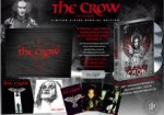 Jaquette The Crow - Die Krahe (Dvd Blu Ray Cd)