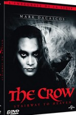 Jaquette The Crow : Stairway To Heaven - L'intgrale de la srie