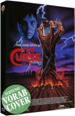 Jaquette The Curse (Blu-Ray+DVD)