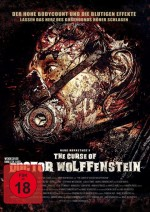 Jaquette The Curse of Doctor Wolffenstein