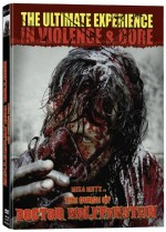 Jaquette The Curse of Doctor Wolffenstein (DVD + BLURAY)