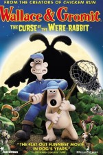 Jaquette The Curse of the Were-Rabbit Widescreen