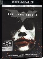 Jaquette The Dark Knight, le Chevalier Noir [4K Ultra HD + Blu-ray]