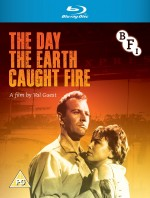 Jaquette The Day the Earth Caught Fire