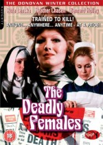 Jaquette The Deadly Females