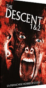 Jaquette The Descent 1 & 2