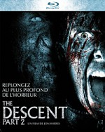 Jaquette The Descent Part 2