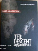 Jaquette The Descent Steelbook Edition