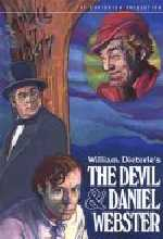 Jaquette The DEVIL & DANIEL WEBSTER