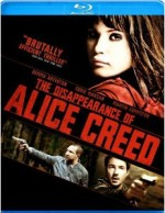 Jaquette The Disappearance of Alice Creed