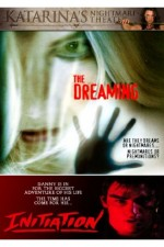 Jaquette The Dreaming/The Initiation (Katarina's Nightmare Theater)