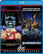 Jaquette The Dungeonmaster / Eliminators