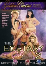 Jaquette The Ecstasy Girls 2 EPUISE/OUT OF PRINT