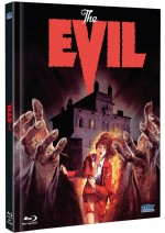 Jaquette The Evil - Die Macht des Bösen (Blu-Ray+DVD) - Cover B
