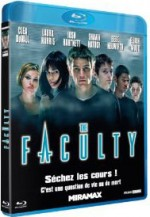 Jaquette The Faculty