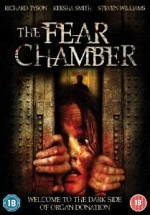 Jaquette The Fear Chamber
