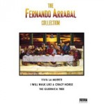 Jaquette The Fernando Arrabal Collection